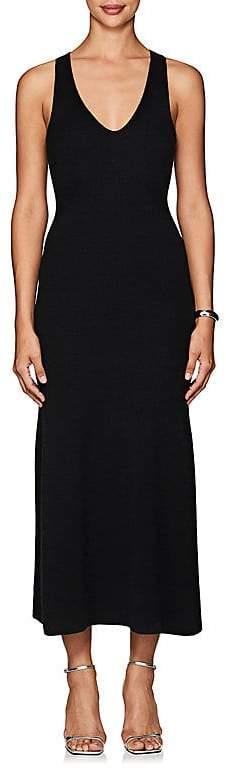 Calvin Klein CALVIN KLEIN WOMEN'S RIB-KNIT CASHMERE MAXI DRESS