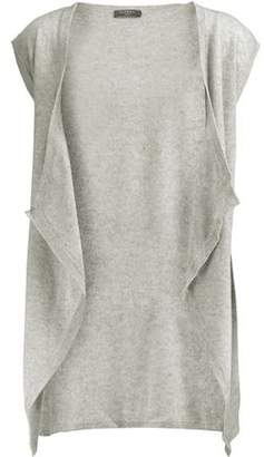 N.Peal Draped Cashmere Cardigan