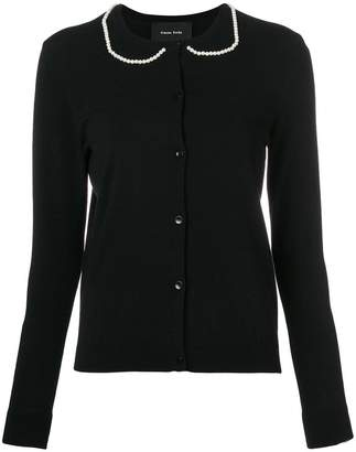 Sale Shopping Online Bead-embellished knit cardigan Simone Rocha Footlocker Pictures Online Exclusive Cheap Price l8JuQtW