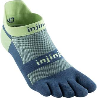 Coolmax Injinji Run Original Weight No-Show Sock - Men's
