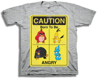 Freeze Angry Birds Graphic T-Shirt-Big Kid Boys