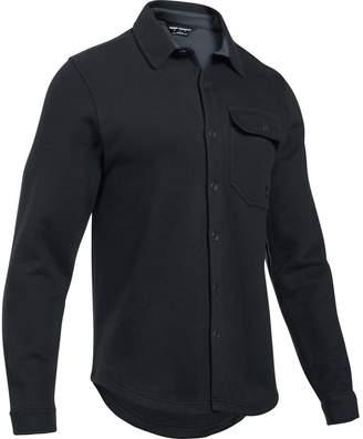 Under Armour Buckshot Long-Sleeve Fleece Shirt - Men's