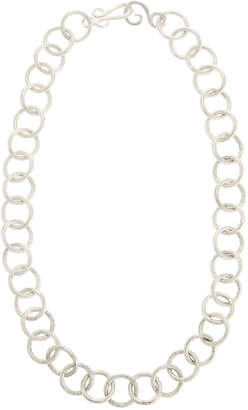 Stephanie Kantis Circle-Link Sterling Silver Necklace