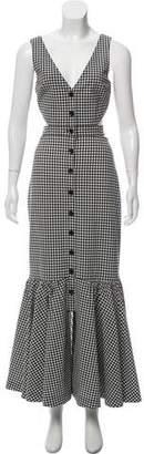 Marissa Webb Judith Gingham Dress w/ Tags