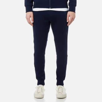 Men's Double Knit Tech Athletic Pants Navy