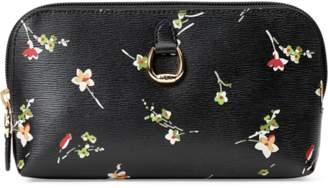Ralph Lauren Leather Duo Cosmetic Case