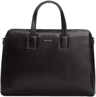 Matt & Nat Mitsuko Vintage Bowling Bag, Black
