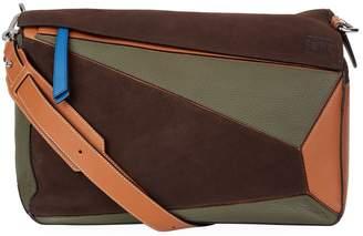 Loewe Extra Large Leather Puzzle Bag