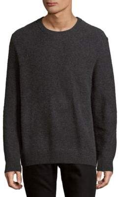 Vince Heathered Cashmere Sweater