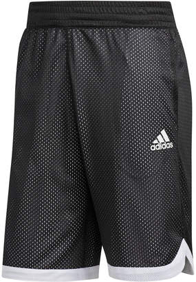 adidas Men Mesh Basketball Shorts