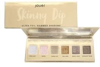 Jouer Skinny Dip Ultra Foil Shimmer Shadows Palette