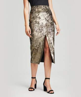 Masscob Star Sequin Skirt