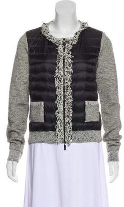 Moncler Wool Puffer Jacket
