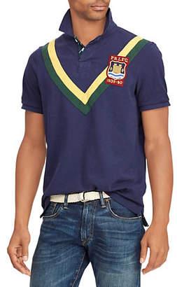 Polo Ralph Lauren Chevron Basic Mesh Polo Shirt