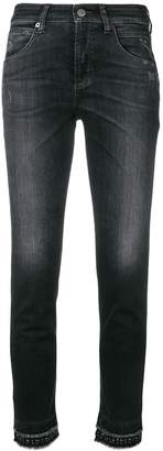 Cambio stud detail skinny jeans