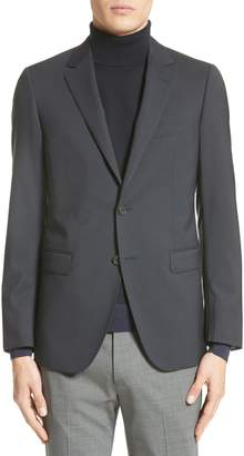 Lanvin Tropical Wool Blazer