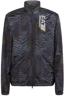 Giorgio Armani Camouflage Blouson Jacket