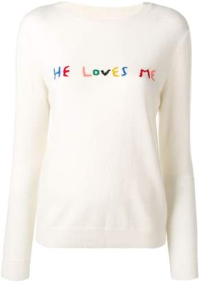 Parker Chinti & He Loves Me jumper