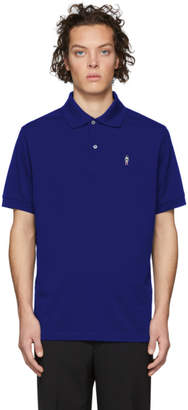 Paul Smith SSENSE Exclusive Blue Gents Polo