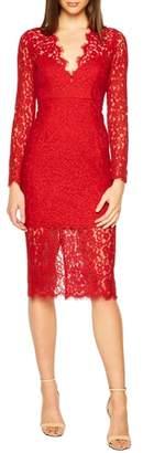 Bardot Midnights Lace Dress