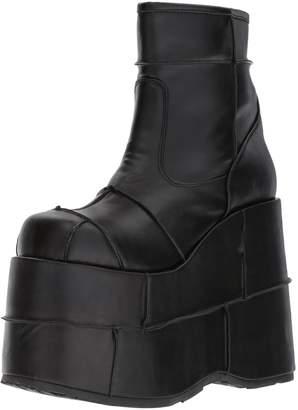 Demonia Men's Sta201/bvl Ankle Bootie