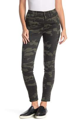 SUPPLIES BY UNION BAY Caryl Camouflage Skinny Pants