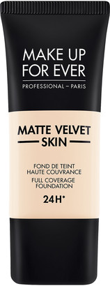 Make Up For Ever MAKE UP FOR EVER - Matte Velvet Skin Full Coverage Foundation