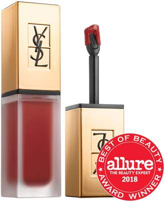Saint Laurent Tatouage Couture Liquid Matte Lip Stain
