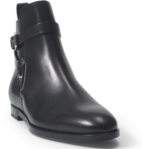 Ralph Lauren Salem Leather Boot