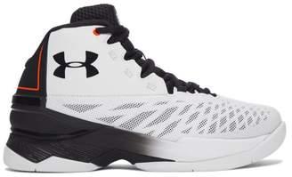 Under Armour Boys' Grade School UA Longshot Basketball Shoes