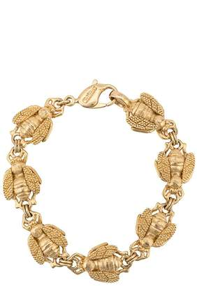 Christian Dior Pre-Owned 80's bees bracelet