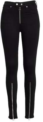 Rag & Bone Isabel High Waist Skinny Jeans