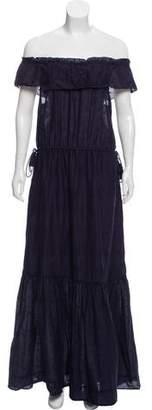 Ulla Johnson Off-The-Shoulder-Maxi Dress