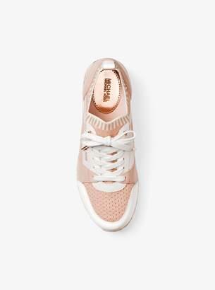MICHAEL Michael Kors Billie Knit Sneaker
