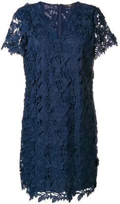 Steffen Schraut embroidered floral dress