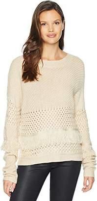 Jack by BB Dakota Junior's Mix It Up Novelty Stitch Sweater