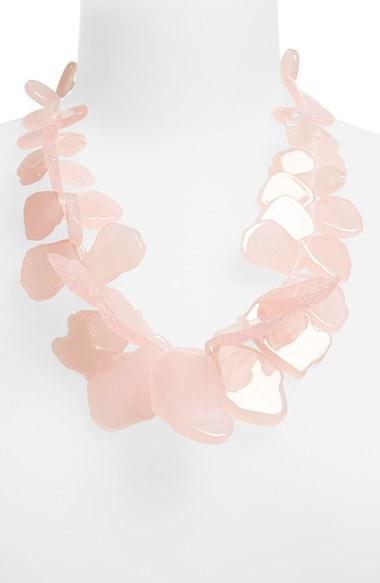 Women's Baublebar 'Seaglass' Bib Necklace 3