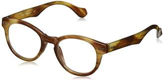 A. J. Morgan A.J. Morgan Unisex-Adult Favorite - Power 53745 Oval Reading Glasses