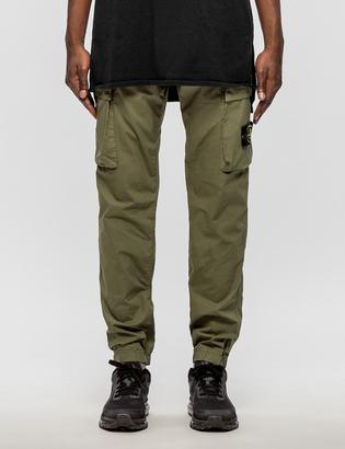 Stone Island Cargo Pants $303 thestylecure.com