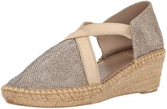 Andre Assous Women's Connor Espadrille Wedge Sandal