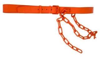 Louis Vuitton 2019 Signature 35Mm Belt w/ Tags orange 2019 Signature 35Mm Belt w/ Tags