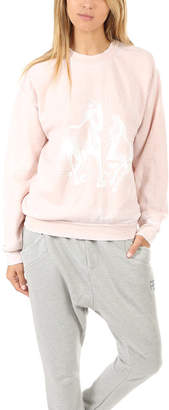 Baja East Fleece Freedom Sweatshirt