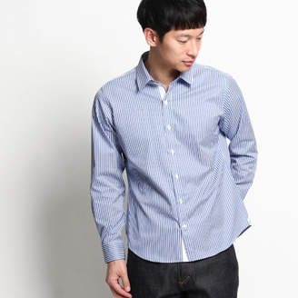 Dessin (デッサン) - Dessin(Men) 【洗える】ストライプシャツ