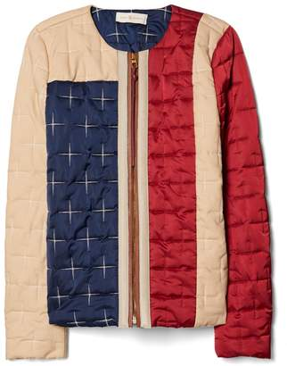 Color-Block Petra Jacket