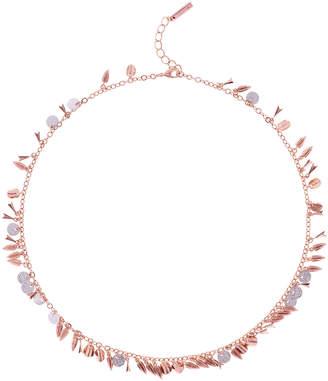 Karen Millen Sunset Drama Charm Necklace