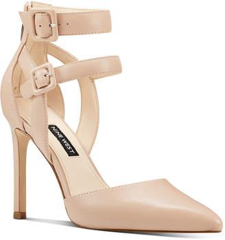 Nine West Tereza Pointed-Toe Pumps Women Shoes