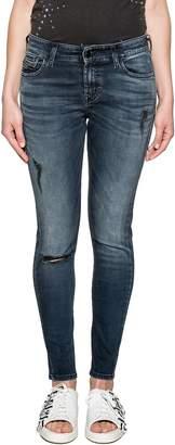 Diesel Dark Blue Slandy Denim Jeans