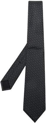 Gucci G monogram silk tie