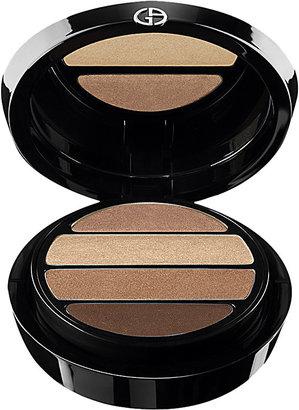 Armani Women's Eyes To Kill Eyeshadow Quad Shimmers $60 thestylecure.com