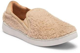 UGG Ricci Faux Shearling Fuzzy Sneaker